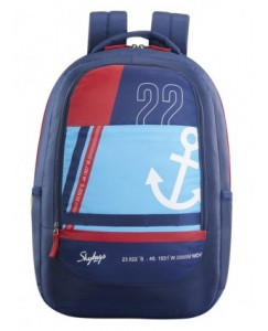 SKYBAGS BFF 01 BACKPACK BLUE -2020 SERIES